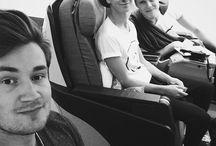 Joe, Caspar and Oli