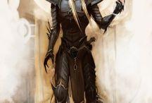 Dark Eldar Artwork