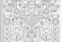 Kolorowanki/Coloring pages