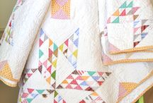 Quilts--Pieced / by Alice Borge