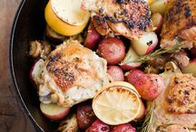 Chicken Main Dishes to try / by Brenda Gibson