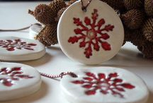 keramika vánoce