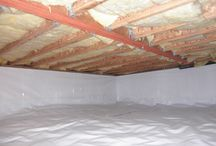 Crawlspace Waterproofing / We pride ourselves on a job well done. Check out how our hard work pays off for our customers!