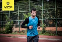 ARMR MEN'S SPORT SINGLET / Experience ultimate comfort and utility with ARMR SPORT SINGLET. With fabric that fights microbes and keeps you cool - stay fresh and energetic much longer. Choose the singlet among 6 exciting colours now. #sportwear #sporttee #sportmen #sleevelesstee #singlet #gymwear #gymsupport #gymflow #workout #fitness