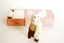 Mini Mouses / by Jude's Vintage