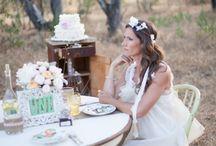 Brides / Novias / by Emma Jane Diseños