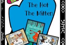 the mitten & the Hat