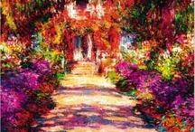 Claude Monet Art