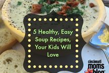 Soup Recipes / From healthy to indulgent, find your favorite soup recipes here.