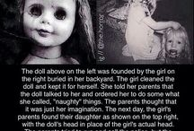 Creepy Things