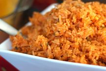rice recipes / by michael bean