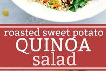 Summer food + salads