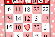 Number rec valentines day