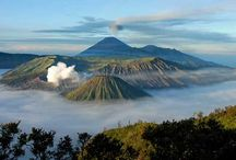 beautiful places in indonesia / Here is the list of beautiful places in Indonesia