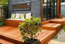 Cladding and decking