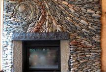 Scianka z kamieni