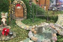Fairy Gardens / Explore Saline Flowerland's fairy garden supplies! Creating a the world of fairy garden's is fun for both the young and old!