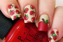 Inspiring ideas from talented artists.  / Creation I can recreate RedCarpetNails.