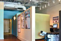 Chiropractic office design