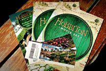 Hobbiton - Lord of the Rings & The Hobbit / We took a journey through Middle-Earth in Matamata, home of Hobbiton.