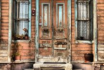 cam&kapı&pencere