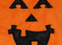 Applique - Halloween / by Ginger Collins