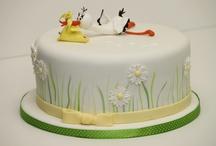Stork Cake