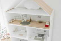 projekt domek dla lalek