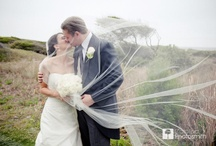 Bridal Veils / Your veil completes your wedding day style.  Find inspiration on the perfect veil style to compliment your wedding dress.