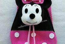 Mochila de Minnie mouse