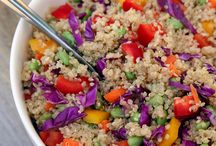 Healthy crap / Healthy recipes and exercise