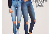 The Sims 4 pants