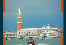 My travelling inspiration - Venice, Italy
