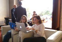 COPD Global Patient Summit 2014 / Primer encuentro global para pacientes con EPOC. Hilton Hotel Madrid, 2014
