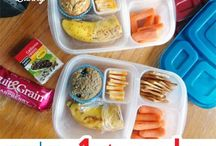 Lunches for Picky Kids / by Ashley B