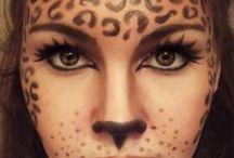 fasnacht make up