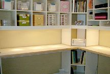 Studio Space Ideas / by Tanya McCarron