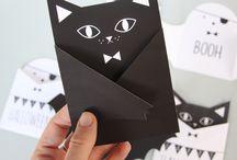 Cat invites