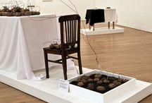 Victor Grippo / Víctor Grippo (Junín, provincia de Buenos Aires, 10 de mayo de 1936 - Buenos Aires, 20 de febrero de 2002) fue un artista argentino reconocido internacionalmente por sus aportes al arte conceptual.