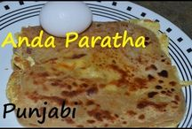 Parathas Punjabi Style / Best of the best Parathas made Authentic way!!