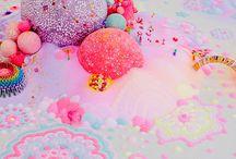 Neon Sugar Art - Pip & Pop