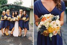 Wedding flowers, themes & styles