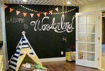 Kids ministry room ideas