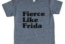 Fridan vaatteita