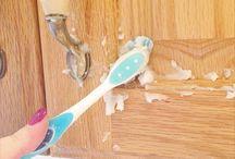 Household tips / All tips that make living easier/nicer at home