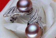 Silberohring aus 925er Sterling Silber und Süßwasser Perle  Cristal Zirkonia 23,90 Euro