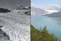 Climate Change Before & After Images: Climate-Smart Visuals / Images of Before and After shots - relevant to addressing impacts, issues and potential solutions related to #Global #Warming , #Climate #Change , and #Sustainability