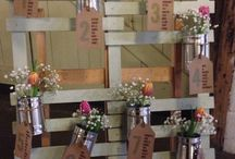 Table Plans / Great ideas for table plans from some very clever couples!