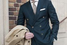 Mens Suits / Suits they any man would look great in #suits #fashion