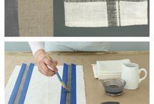 Tea towels & table linens